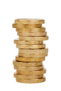 Geld in 2016